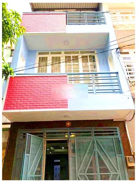 Cho thuê nguyên căn nhà mới tại Hương Lộ 2 - 60m2 ( 4m x 15m ) - 3PN - 4WC, 60m2, 3 phòng ngủ, 4 toilet