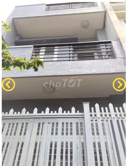 Nhà tại Đường Số 5D gần Kênh Nước Đen, Bình Long, 40m2, 1 trệt, 2 lầu cho thuê chỉ 7,5 triệu/tháng, 40m2, 3 phòng ngủ, 3 toilet
