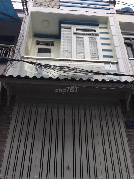 Cho thuê nhà nguyên căn 3m x 12m, 3 tầng, tại Hoàng Hoa Thám quận Gò Vấp, 37m2, 3 phòng ngủ, 2 toilet