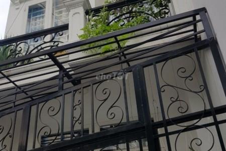Nhà nguyên căn 5 tầng, 4m x 13m, tại hẻm xe hơi Phan Xích Long Phường 2 Quận Phú Nhuận, 42m2, 3 phòng ngủ, 4 toilet