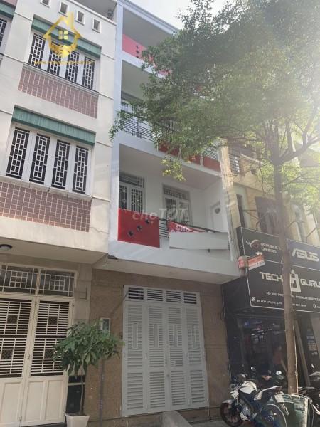 Cho thuê nhà dtsd 300m2 ngay mặt tiền đường Hoa Lan, phường 2, quận Phú Nhuận, 72m2, 5 phòng ngủ, 6 toilet