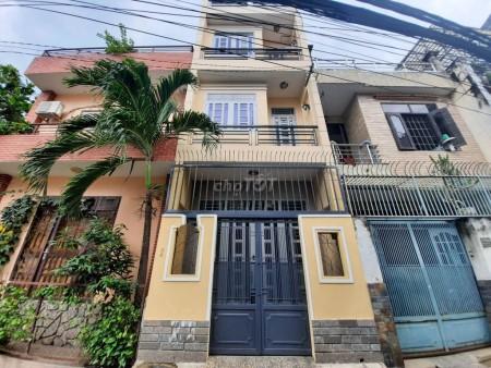Cho thuê nhà nguyên căn mới toanh, kiến trúc đẹp, 4m x 14m, tại đường Lê Đình Thám, 56m2, 4 phòng ngủ, 2 toilet