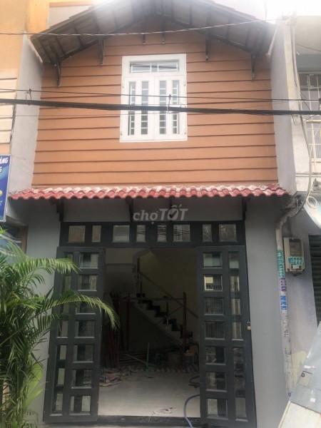 Cho thuê nhà vừa mới hoàng thành xây dựng xong, chưa qua sử dụng, 40m2, 2 lầu, 39m2, 2 phòng ngủ, 1 toilet