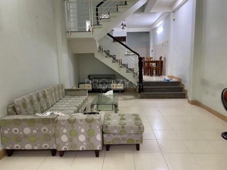 Cho thuê nhà nguyên căn mặt tiền đường Dương Thiệu Tước, Tân Phú, 64m2, 2 phòng ngủ, 3 toilet