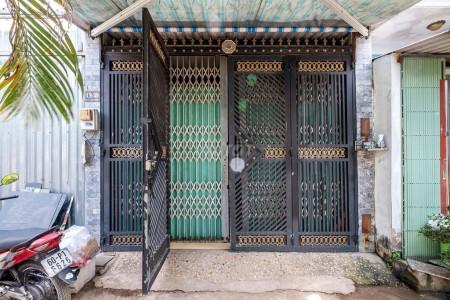 Nhà cho thuê nguyên căn 1 trệt 1 lầu tại Khu Phố 5, Ấp 4, Xã Bình Hưng, Huyện Bình Chánh, 64m2, 3 phòng ngủ, 3 toilet