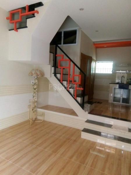 Còn mới rộng 30m2, 1 trệt 1 lầu cần cho thuê nhà giá 7.5 triệu/tháng, hẻm Huỳnh Tấn Phát, Quận 7, 30m2, ,