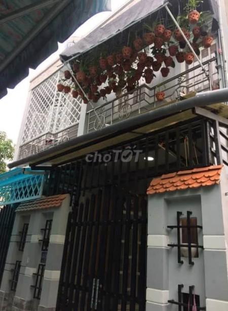 Cho thuê nhà tại xã Phú Xuân Nhà Bè nhà 1 trệ 1 lầu, 2 phòng ngủ cho thuê 6 triệu đồng một tháng, 56m2, 2 phòng ngủ, 2 toilet