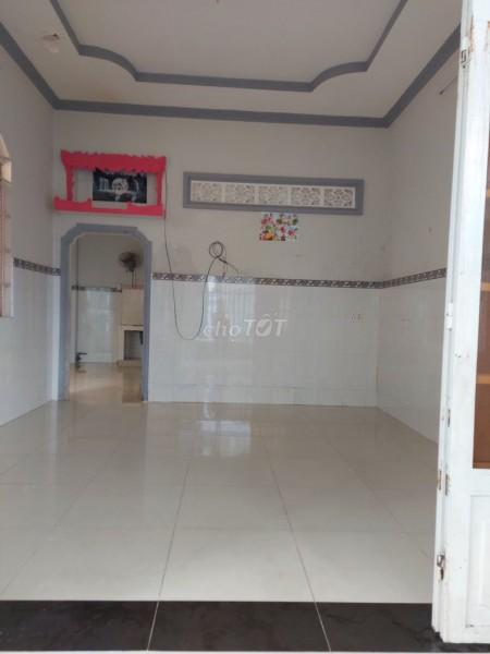 Cho thuê nhà cấp 4 tại đường Phạm Hữu Lầu Phước Kiển, huyện Nhà Bè, Gần cầu Phước Long, 56.7m2, 1 phòng ngủ, 1 toilet
