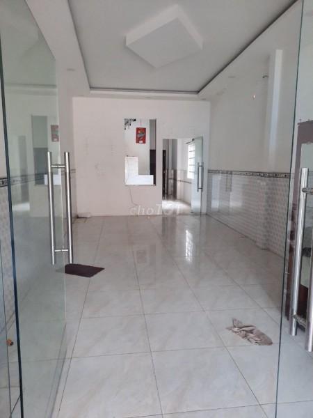 Cho thuê nhà rộng 100m2, nhà có 2 PN, 1 trệt, 1 lầu, đường số 8, Quận Bình Tân, giá 7.5 triệu/tháng, 100m2, 2 phòng ngủ, 2 toilet