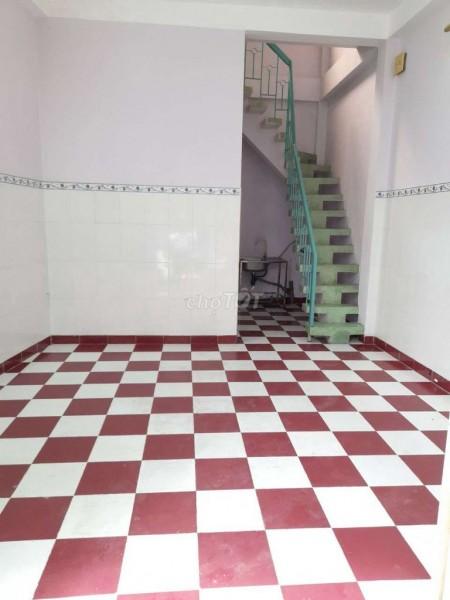 Cần cho thuê nhà rộng 40m2, hẻm 356 Lý Thái Tổ, Quận 3, giá 8.5 triệu/tháng, 1 PN, 2 WC, 40m2, 1 phòng ngủ, 2 toilet