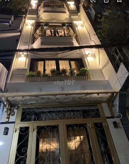 Cho thuê nhà nguyên căn tại Đường Cao Thắng, Phường 2, Quận 3. Dt 3.5m x 12m, 42m2, 5 phòng ngủ, 5 toilet