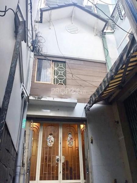 Nhà nguyên căn cho thuê 5PN tại đường Trần Phú - Gần Đại Học Sư Phạm, Quận 5, 39m2, 5 phòng ngủ, 2 toilet