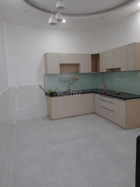 Nhà hẻm cần cho thuê nhanh giá rẻ, nhà mới tinh, sạch sẽ tại Tân Hòa Đông, Phường 14, Quận 6, 48m2, 4 phòng ngủ, 4 toilet