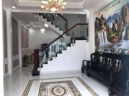 Cho thuê nhà mới như hình, hẻm ô tô, full nội thất mới cao cấp, Giá thuê hợp lý, 58m2, 2 phòng ngủ, 3 toilet