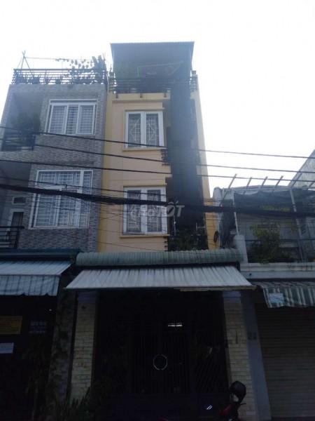 Đường số 109, Phước Long B, Quận 9 cần cho thuê nhà rộng 56m2, giá 12 triệu/tháng, LHCC, 56m2, 5 phòng ngủ, 3 toilet