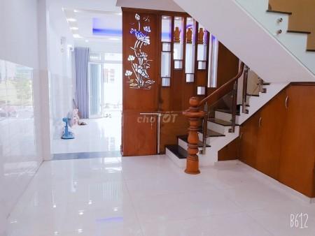 Cho thuê nhà nguyên căn mới tinh, 5PN, 6WC, 4 Tầng tại đường Bông Sao, Phường 5, Quận 8, 72m2, 5 phòng ngủ, 6 toilet
