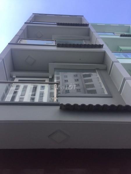 Cho thuê nhà nguyên căn 3 tầng tại Lưu Hữu Phước, Phường 15, Quận 8, 40m2, 3 phòng ngủ, 3 toilet