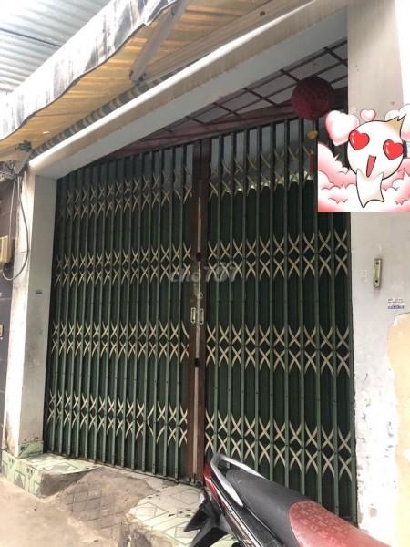 Nhà nguyên căn 4m x 26m cho thuê 13 triệu tại Nguyễn Ngọc Nhựt Tân Phú, 104m2, 1 phòng ngủ, 2 toilet