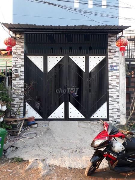 Cho thuê nhà nguyên căn 80m2 có sân thượng rộng rãi tại Ấp 1 xã Xuân Thới Thượng, 80m2, 3 phòng ngủ, 2 toilet