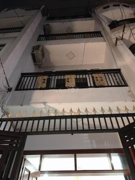 Cho thuê nhà nguyên căn mặt tiền 523 Hoàng Sa Quận 3. 70m2, 4 Phòng, 5 Tầng, Giá thuê 24 triệu/tháng, 70m2, 4 phòng ngủ, 5 toilet