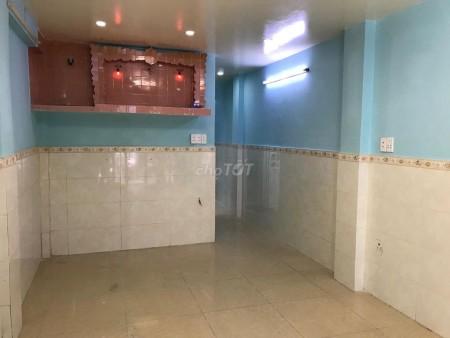 Cho thuê nhà nguyên căn 1 trệt 1 lâu, nhà trống có thể dọn vào ngay tại đường Vân Thân Quận 6, 48m2, 3 phòng ngủ, 3 toilet