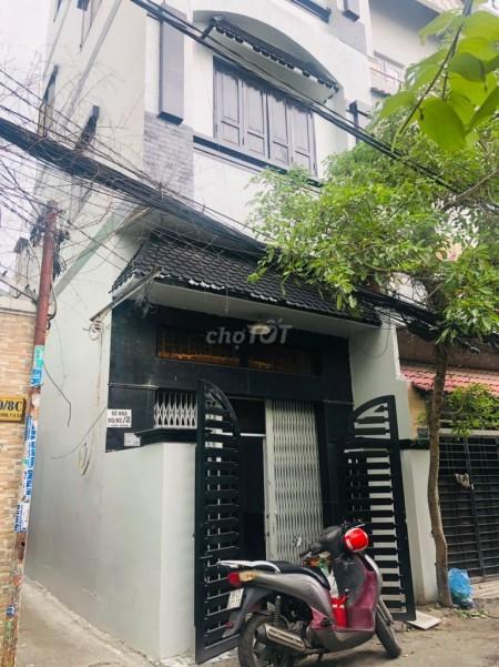 Cho thuê nhà trệt 2 lầu sân thượng tổng dtsd 144m2 tại Tân Hòa Đông Quận 6, 36m2, 4 phòng ngủ, 4 toilet