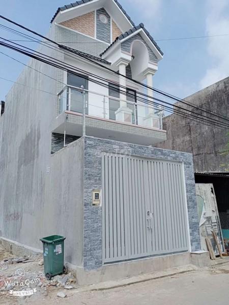Cho thuê nhà 1 trệt, 1 lầu, 55m2 tại Trường Lưu p. Long Trường Quận 9, 55m2, 2 phòng ngủ, 3 toilet