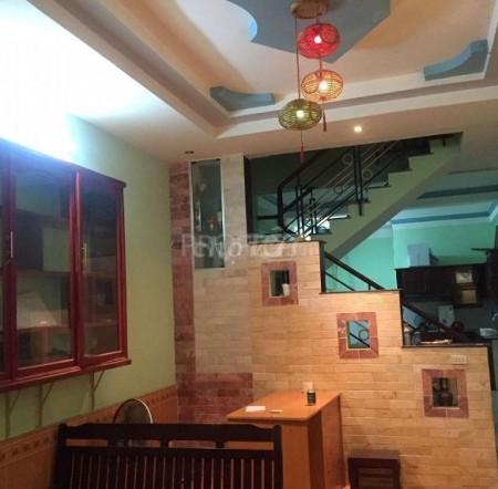 Nhà nguyên căn cho thuê 1 trệt 1 lầu nội thất cơ bản tại Vườn Lài, 64m2, 2 phòng ngủ, 2 toilet