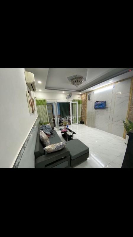 Cho thuê nhà nguyên căn tại Phan Anh Tân Phú, 1 trệt, 1 lầu, 2PN nhà mới, full nội thất xịn, 34m2, 2 phòng ngủ, 2 toilet