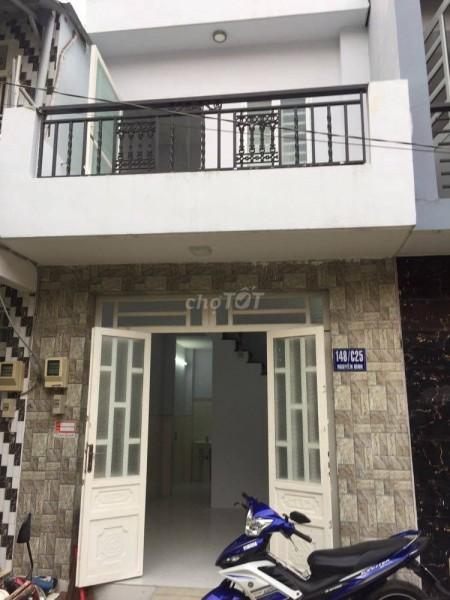 Cho thuê nhà nguyên căn đúc 1 lầu, dtsd 50m2 tại Đường Nguyễn Bình, Xã Phú Xuân, Huyện Nhà Bè, 28m2, 2 phòng ngủ, 1 toilet