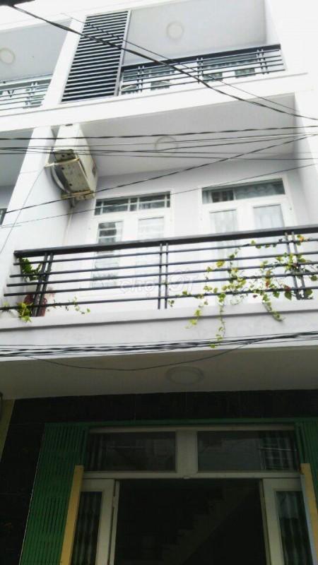 Nhà nguyên căn cho thuê nhanh giá rẻ tại Huỳnh Tấn Phát huyện Nhà Bè. Nhà mới, sạch sẽ, dọn vào là ở luôn, 30m2, 3 phòng ngủ, 2 toilet
