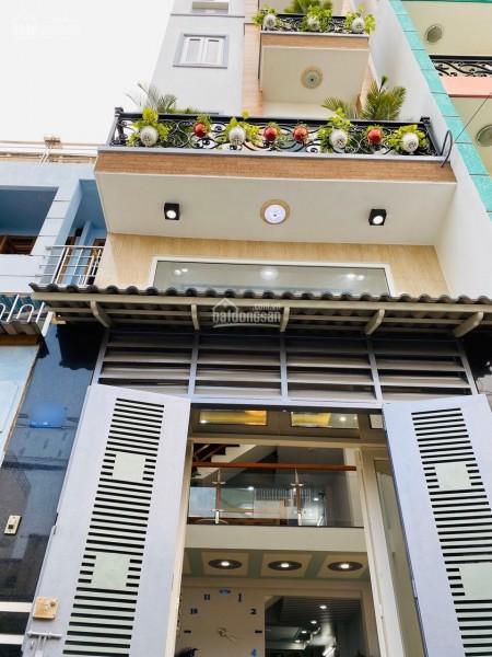 Nhà cho thuê nguyên căn siêu đẹp nằm hẻm 399A/8 Nguyễn Đình Chiểu, Quận 3, 64m2, 4 phòng ngủ, 4 toilet