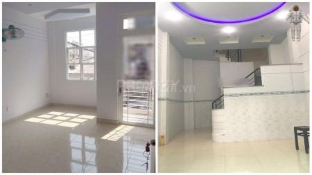 Cho thuê nhà mới 1 trệt 1 lầu, 3.8m x 8m tại đường Tôn Đản Quận 4, 30.4m2, 3 phòng ngủ, 2 toilet