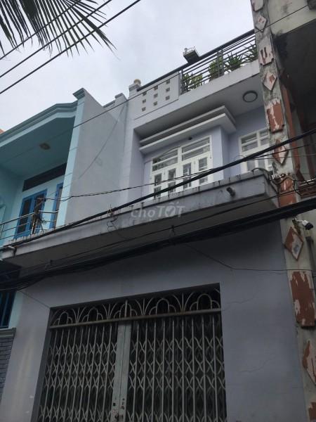 Cho thuê nhà nguyên căn 4m x 12m nở hậu, giá thuê 8 triệu tại đường An Dương Vương Quận 6, 48m2, 3 phòng ngủ, 3 toilet