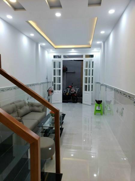 Nguyên căn chính chủ hẻm Phú Thọ Hòa, Tân Phú cần cho thuê giá 8 triệu/tháng, dtsd 36m2, 36m2, 2 phòng ngủ, 2 toilet