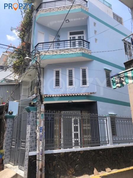 Có nhà hẻm 441 Hậu Giang, Quận 6 đang trống cần cho thuê giá 11 triệu/tháng, dtsd 44.9m2, 44m2, 4 phòng ngủ, 3 toilet