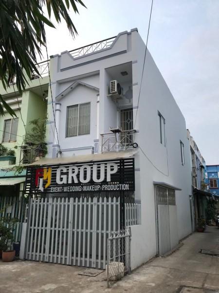 Nhà nguyên căn cần cho thuê 1 trệt 1 lầu, 60m2, cho thuê 6 triệu/tháng tại đường Bến Phú Định, Quận 8, 60m2, 2 phòng ngủ, 2 toilet