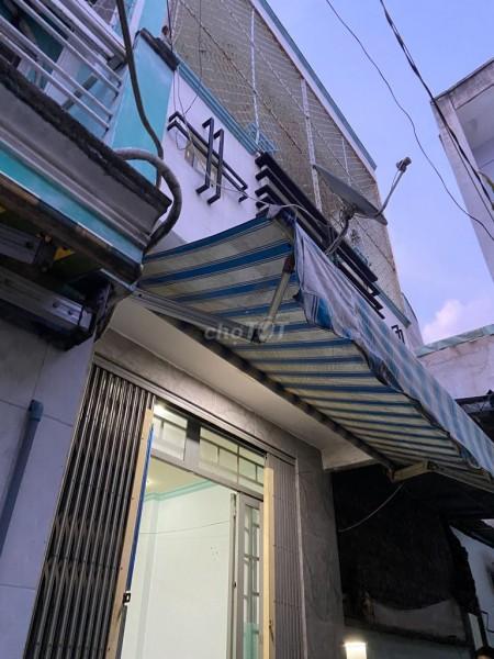 Nhà nguyên căn tại đường Phú Định Quận 8, 64m2, 1 trệt 1 lầu, nhà mới có thể dọn đến ngay, 64m2, 2 phòng ngủ, 2 toilet
