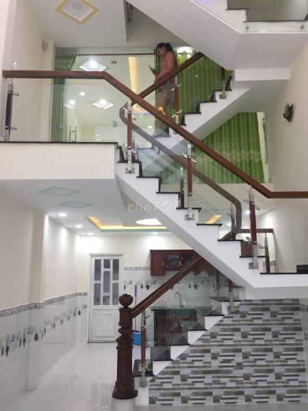 Cho thuê nhà nguyên căn 1 trệt 1 lầu, Ngang 4m Dài 14m tại Đường Trần Thị Trò, Bình Mỹ, Củ Chi, 56m2, 3 phòng ngủ, 2 toilet