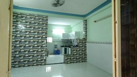 Nhà mới cần cho thuê tại Huỳnh Tấn Phát, Nhà Bè. Nhà rộng rãi, sạch sẽ, thoáng mát, 34m2, 2 phòng ngủ, 2 toilet