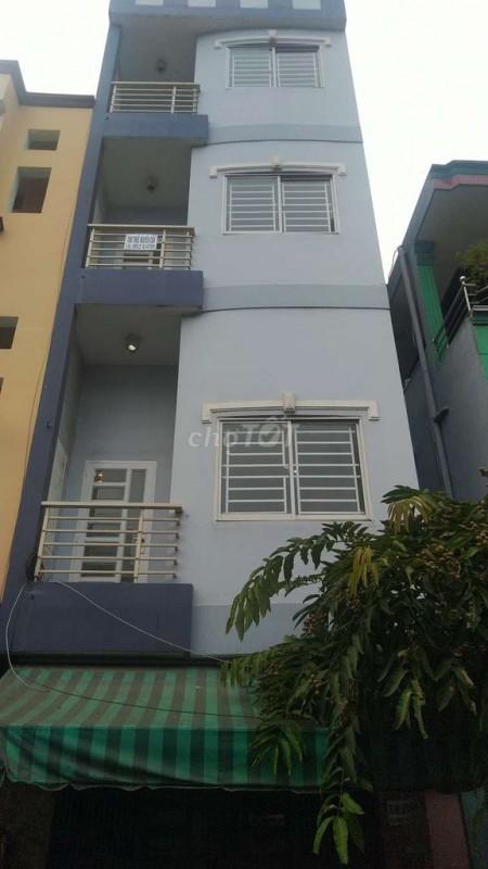 Cho thuê nhà mặt tiền Dương Khánh Hội, Diện tích 50m2, 1 trệt và 3 tầng, 50m2, 5 phòng ngủ, 3 toilet