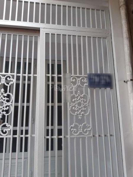 Cho thuê nhà ở riêng biệt đường Tôn Thất Thuyết phường 1 Quận 4. Giá thuê 8 triệu/tháng, Dt 4m x 10m, 40m2, 3 phòng ngủ, 1 toilet