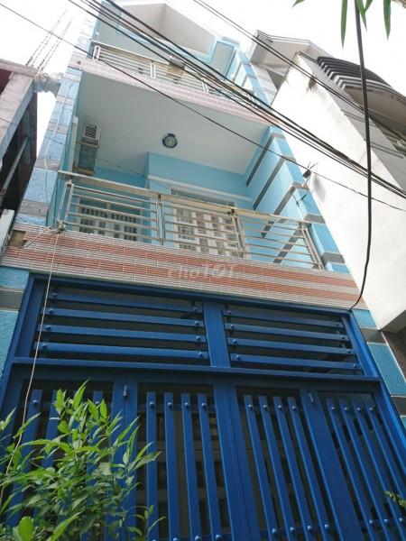 Nhà đường Mễ Cốc, Quận 8 cần cho thuê giá 7,5 triệu/tháng, dtsd 55m2, LHCC, 55m2, 4 phòng ngủ, 3 toilet
