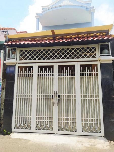 Nhà mặt tiền cần cho thuê, Dt 4m x 15m, trên Đường 265 Phường Hiệp Phú, Quận 9, 100m2, 4 phòng ngủ, 5 toilet