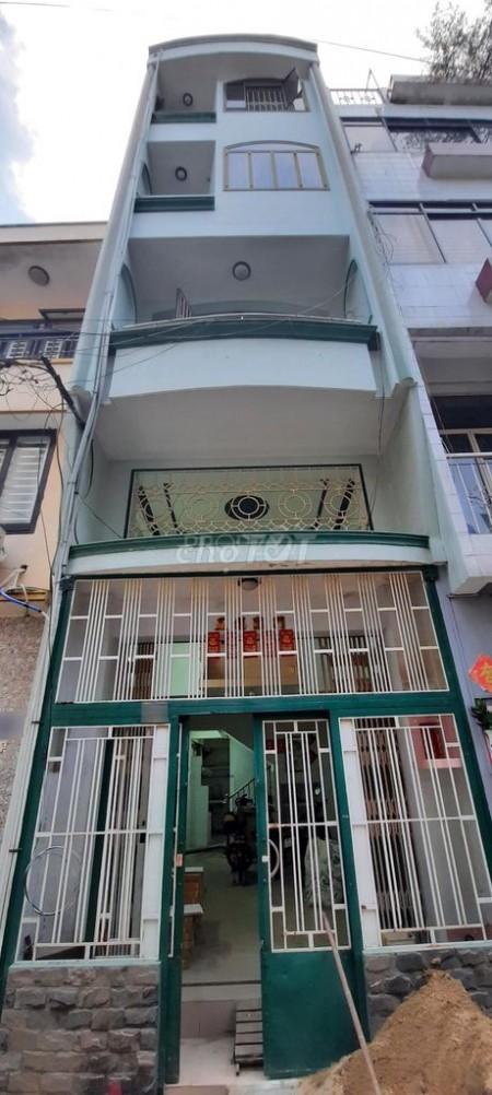 Cho thuê nhà nguyên căn vừa mới sơn sửa lại xong tại Đường Hòa Hảo, Trung Tâm Quận 10, 52m2, 6 phòng ngủ, 7 toilet