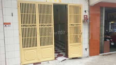 Cho thuê 1 trệt 1 lầu với diện tích 32m2 tại Hàn Hải Nguyên Phường 9 Quận 11. Thích hợp gia đình ở, 32m2, 2 phòng ngủ, 1 toilet