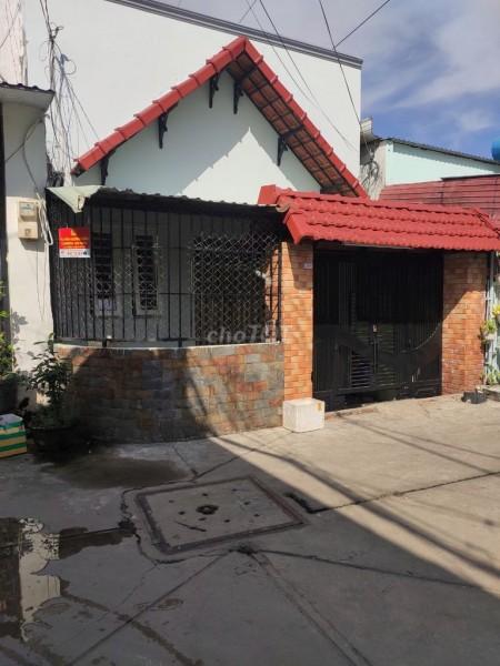 Cho thuê nhà nguyên căn siêu rộng 6mx15m trên đường Tô Ký Quận 12, 90m2, 3 phòng ngủ, 1 toilet