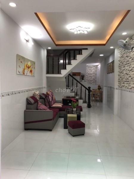 Có nhà hẻm xe hơi Phạm Văn Chiêu, Quận Gò Vấp rộng 96m2, 2 tầng, giá 9.5 triệu/tháng, 96m2, 4 phòng ngủ, 3 toilet