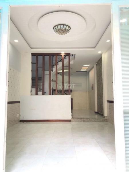 Cho thuê nhà Đỗ Thừa Luông, Tân Phú rộng 45m2, giá 14 triệu/tháng, 3 tầng, LHCC, 45m2, ,