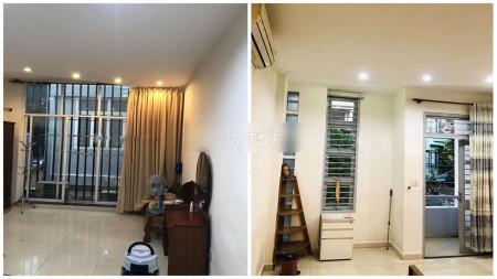 Đường DC11, Quận Tân Phú cần cho thuê nhà rộng 125m2, giá 16 triệu/tháng, 3 tầng, đồ cơ bản, 125m2, 3 phòng ngủ, 4 toilet